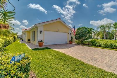 Naples Condo/Townhouse For Sale: 7836 Ionio Ct
