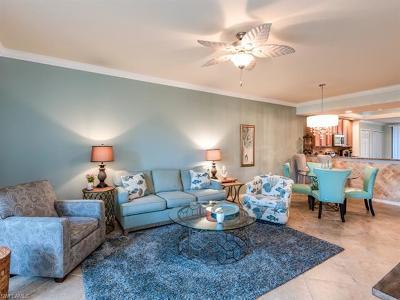 Cape Coral, Fort Myers, Fort Myers Beach, Estero, Bonita Springs, Naples, Sanibel, Captiva Condo/Townhouse For Sale: 9828 Venezia Cir #1112