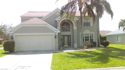 Fort Myers Single Family Home Pending With Contingencies: 13220 Highland Chase Pl