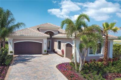 Fort Myers Single Family Home For Sale: 11772 Meadowrun Cir