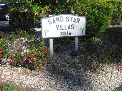 Marco Island Condo/Townhouse For Sale: 761 W Elkcam Cir #B105