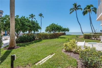 Condo/Townhouse For Sale: 3443 Gulf Shore Blvd N #105