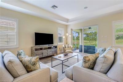 Naples Single Family Home For Sale: 14667 Topsail Dr