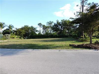 Bonita Springs Residential Lots & Land For Sale: 10090 Hidden Pines Ln
