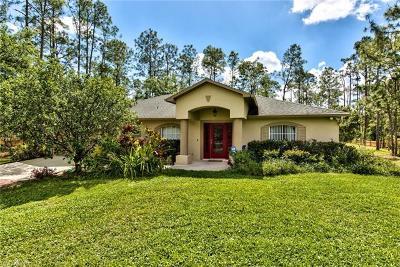 Golden Gate City, Golden Gate Estates, Golden Gate Prof Bldg Single Family Home For Sale: 2390 27th Ave NE