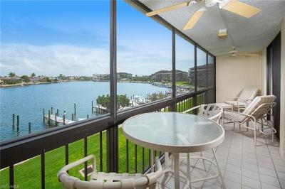 Marco Island Condo/Townhouse For Sale: 591 Seaview Ct #A-306