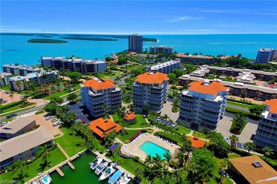Marco Island Condo/Townhouse For Sale: 1141 Swallow Ave #4-201