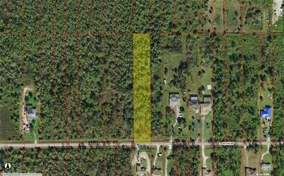 Naples Residential Lots & Land For Sale: 3615 35th Ave NE