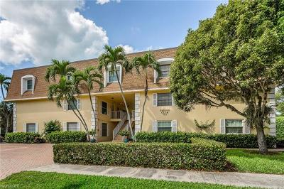 Naples Condo/Townhouse For Sale: 1222 Gordon Dr #15