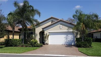 Naples Single Family Home For Sale: 4159 Raffia Dr