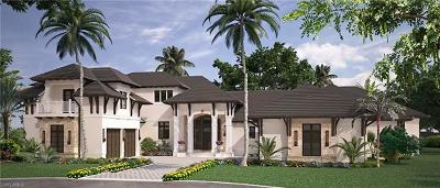 Naples FL Single Family Home For Sale: $6,385,000