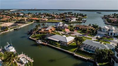 Marco Island Single Family Home For Sale: 590 Goldcoast Ct