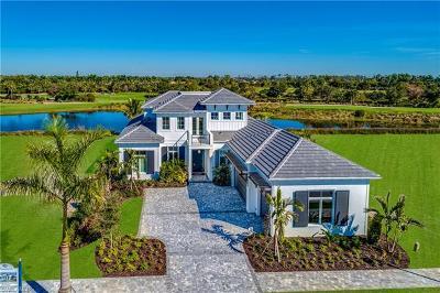 Naples FL Single Family Home For Sale: $2,300,000