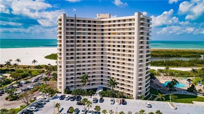 Marco Island Condo/Townhouse For Sale: 380 Seaview Ct #1108