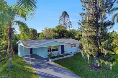 Bonita Springs Single Family Home For Sale: 23341 El Dorado Blvd