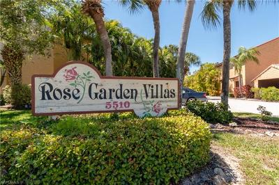 Cape Coral Condo/Townhouse For Sale: 5510 SW 4th Pl #406