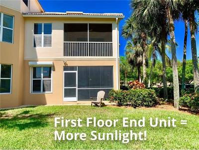 Fort Myers Condo/Townhouse For Sale: 16411 Millstone Cir #101