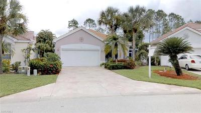 Naples  Single Family Home For Sale: 144 Lady Palm Dr