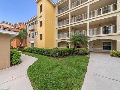Naples Condo/Townhouse For Sale: 4520 Botanical Place Cir #102