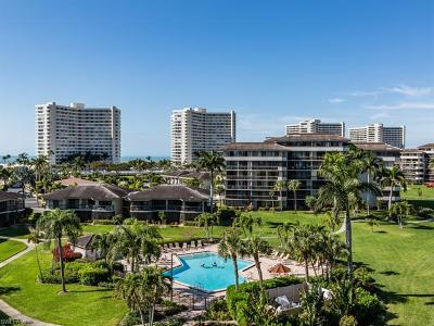Marco Island Condo/Townhouse For Sale: 693 Seaview Ct #A107