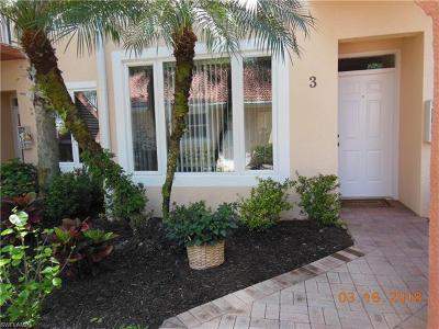 Naples FL Condo/Townhouse For Sale: $243,900