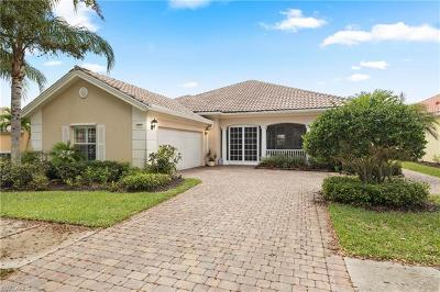 Naples Single Family Home For Sale: 7672 Sicilia Ct Ct