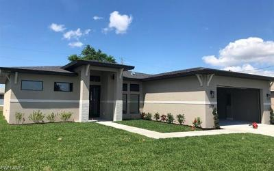 Cape Coral Single Family Home For Sale: 2724 SW 15th Pl