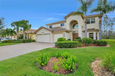 Estero Single Family Home For Sale: 20463 Torre Del Lago St