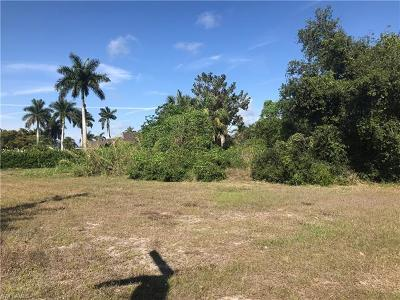 Marco Island Residential Lots & Land For Sale: 849 S Barfield Dr