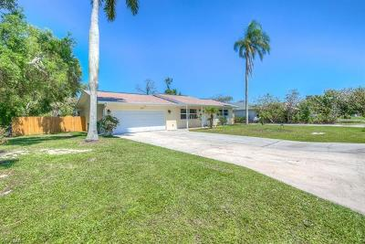 Naples Park Single Family Home For Sale
