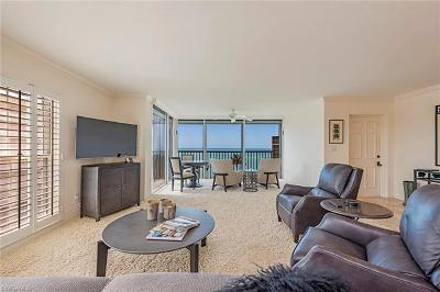 Naples Condo/Townhouse For Sale: 3483 Gulf Shore Blvd N #506