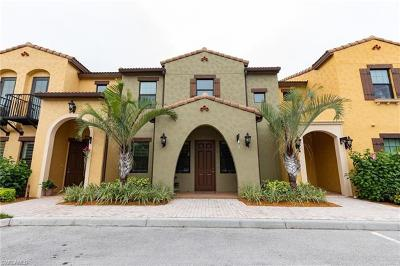 Naples Condo/Townhouse For Sale: 9082 Capistrano St N #4803
