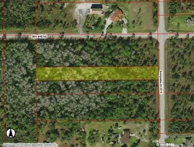 Golden Gate Estates Residential Lots & Land For Sale: 2931 Everglades Blvd N Blvd SE