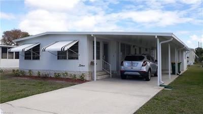 Goodland, Marco Island, Naples, Fort Myers, Lee Mobile/Manufactured For Sale: 12 San Remo Cir