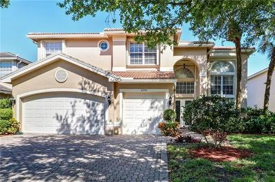 Naples Single Family Home For Sale: 2250 Campestre Ter