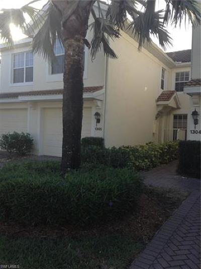 Naples Condo/Townhouse For Sale: 1415 Tiffany Ln #1305
