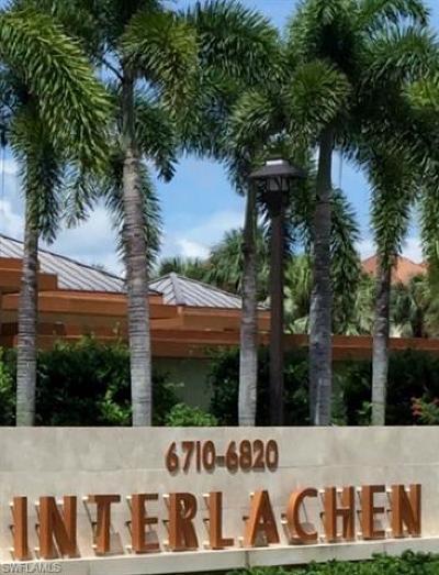 Naples FL Condo/Townhouse For Sale: $449,000