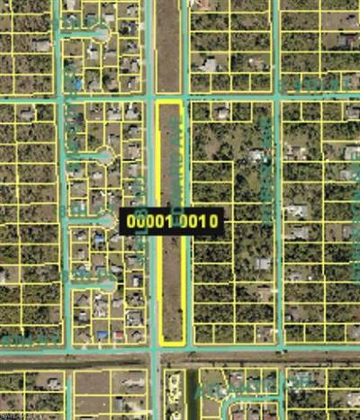 Lehigh Acres Residential Lots & Land For Sale: 813 Edward Ave
