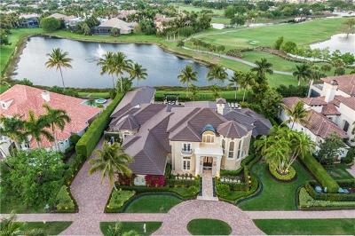 Naples, Marco Island, Sanibel, Captiva, Sarasota, Longboat Key, Nokomis, Osprey, Boca Grande Single Family Home For Sale: 8732 Purslane Dr