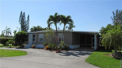 Goodland, Marco Island, Naples, Fort Myers, Lee Mobile/Manufactured For Sale: 716 Cape Haze Way
