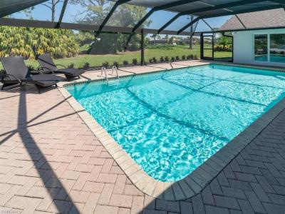 Bonita Springs Single Family Home For Sale: 9934 Ortega Ln