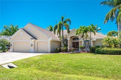 Estero, Bonita Springs Single Family Home For Sale: 28492 Del Lago Way