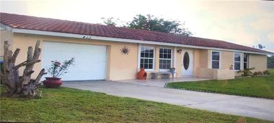 Cape Coral Single Family Home For Sale: 413 NW 1st Ave