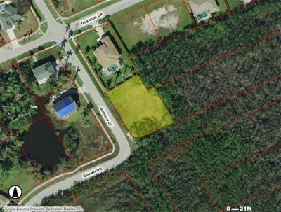 Marco Island Residential Lots & Land For Sale: 119 Balmoral Ct