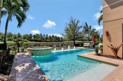 Naples Single Family Home For Sale: 3642 Santaren Ct