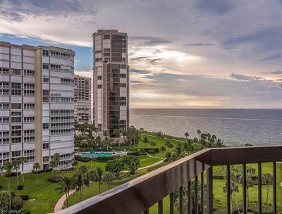 Naples Rental For Rent: 4551 Gulf Shore Blvd N #1005