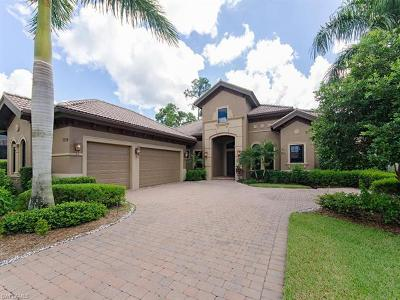 Lely Resort Single Family Home For Sale: 7726 Mickelson Ct