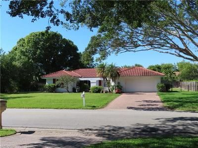 Moorings, Park Shore Single Family Home For Sale: 777 Anchor Rode Dr