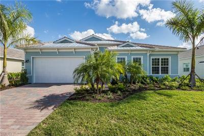 Naples Single Family Home For Sale: 14869 Winward Ln