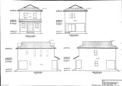 Naples Single Family Home For Sale: 3024 Van Buren Ave